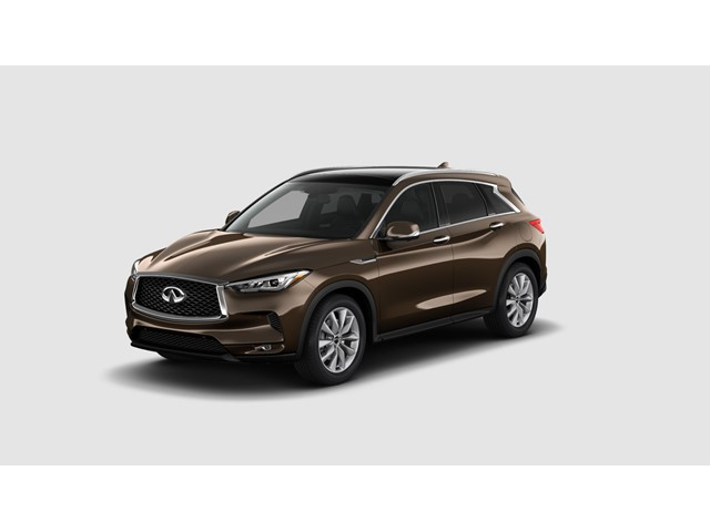 2019 INFINITI QX50 ESSENTIAL ESSENTIAL FWD Intercooled Turbo Premium Unleaded I-4 2.0 L/121 [2]