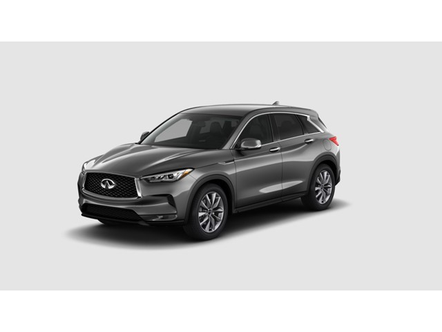 2021 INFINITI QX50 PURE PURE AWD Intercooled Turbo Premium Unleaded I-4 2.0 L/121 [2]